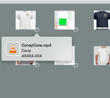 Initial prototype of popOver W/O proper Constraints